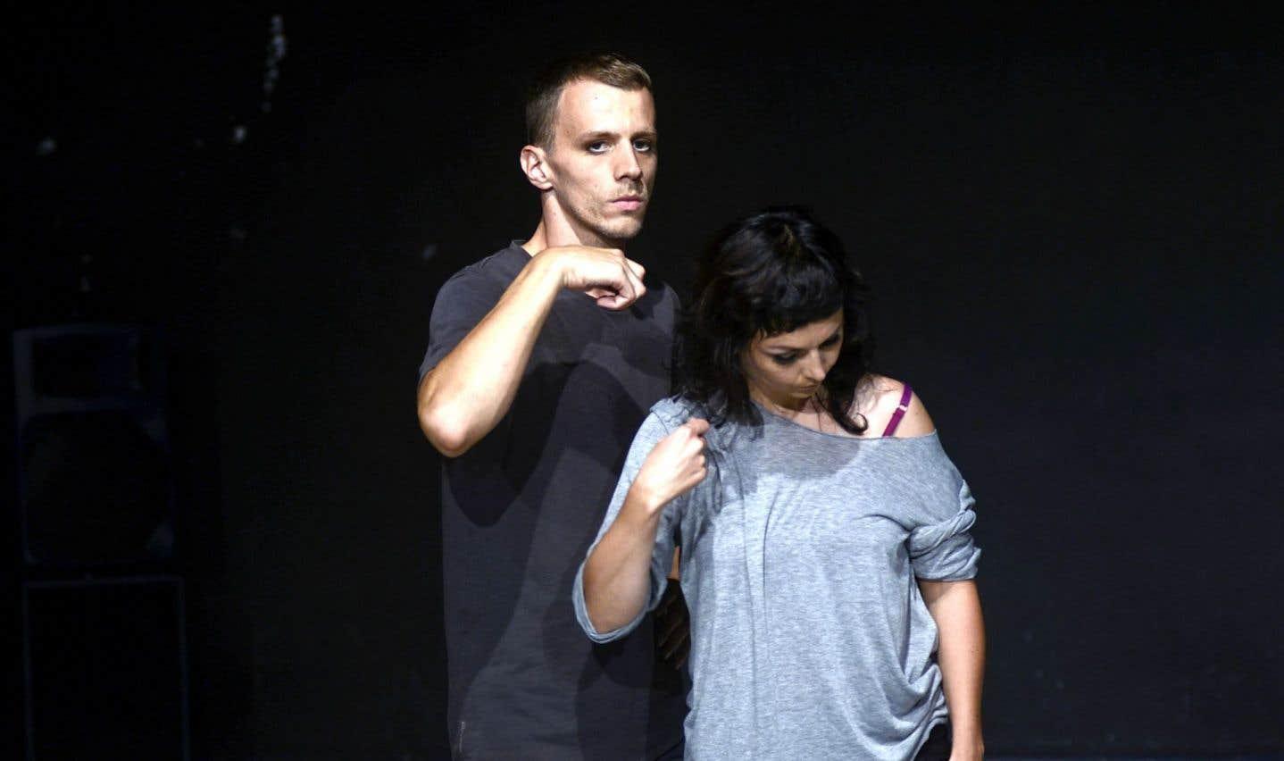 «Nous n'avions aucune idée préconçue de la manière dont nous allions travailler ensemble», dit AmeHenderson de son nouveau duo avec le Croate Matija Ferlin.