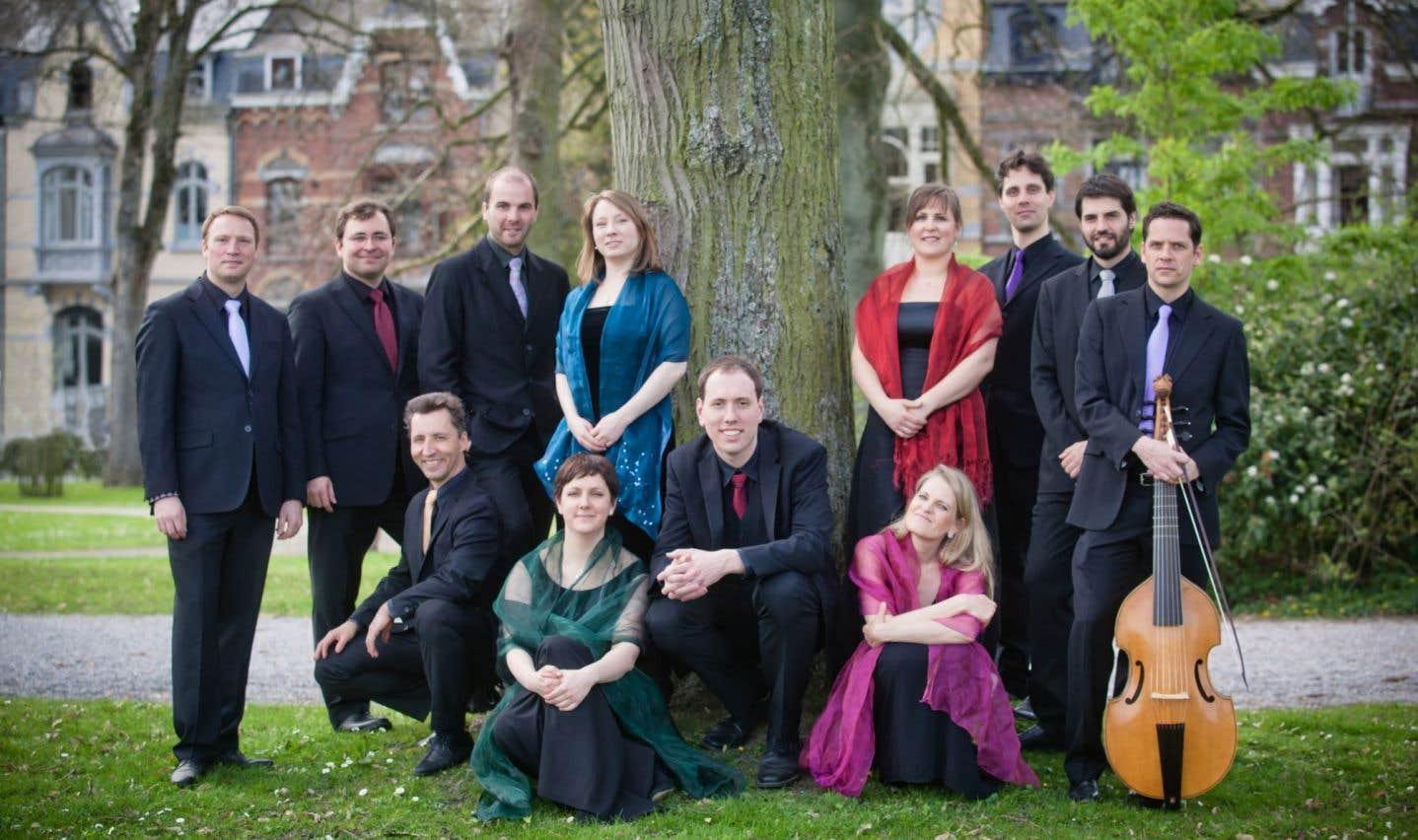 Les voix lumineuses du Festival Bach