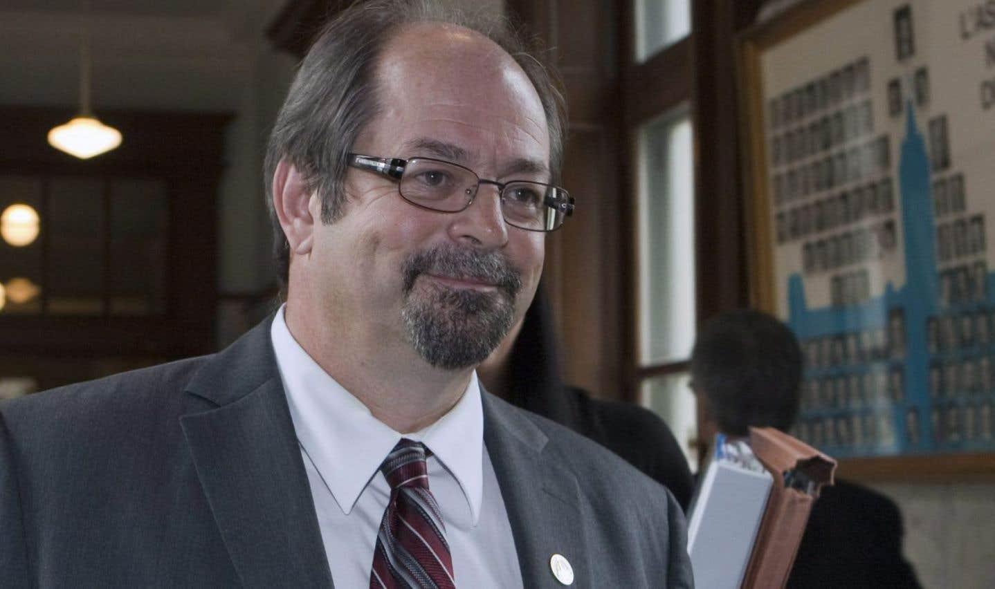 Autochtones et marijuana: le ministre Kelley veut «consulter»