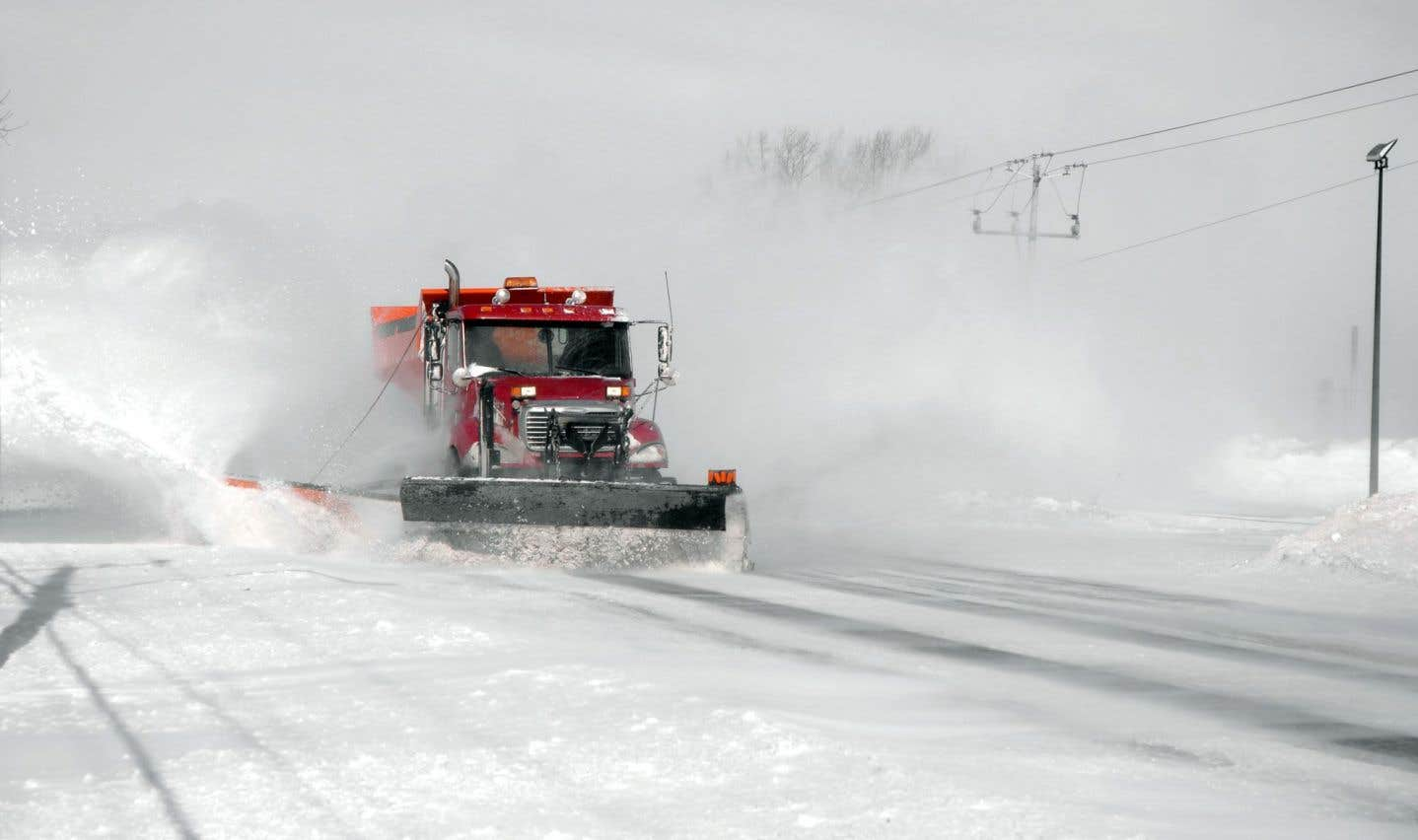 Le déneigeur le plus puni par Transports Québec? Celui de l'A-520.