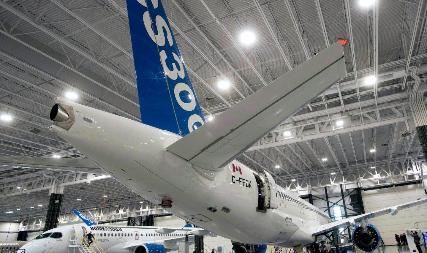 Boeing dépose une plainte contre Bombardier sur la CSeries
