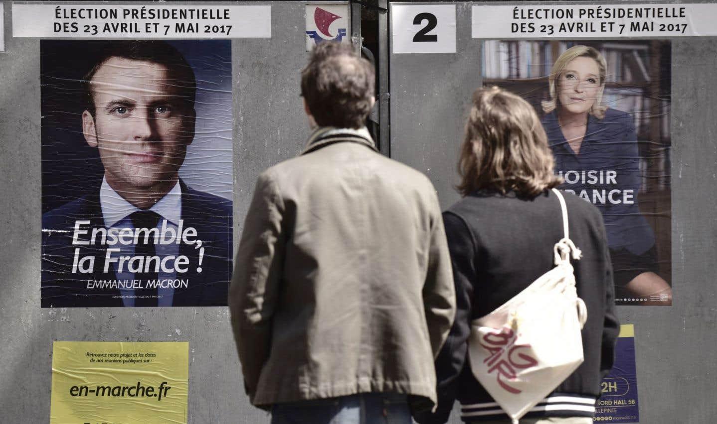 Présidentielle française: un second tour plus compliqué que prévu