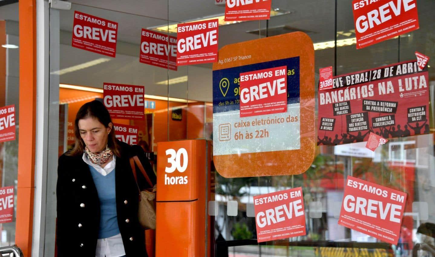 La crise au Brésil en cinq questions