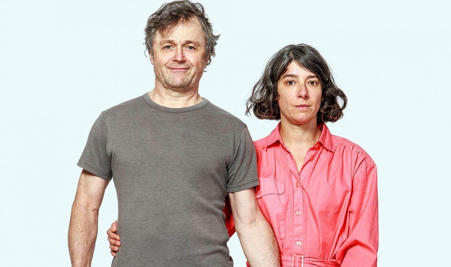 Sònia Gómez et Marc Béland