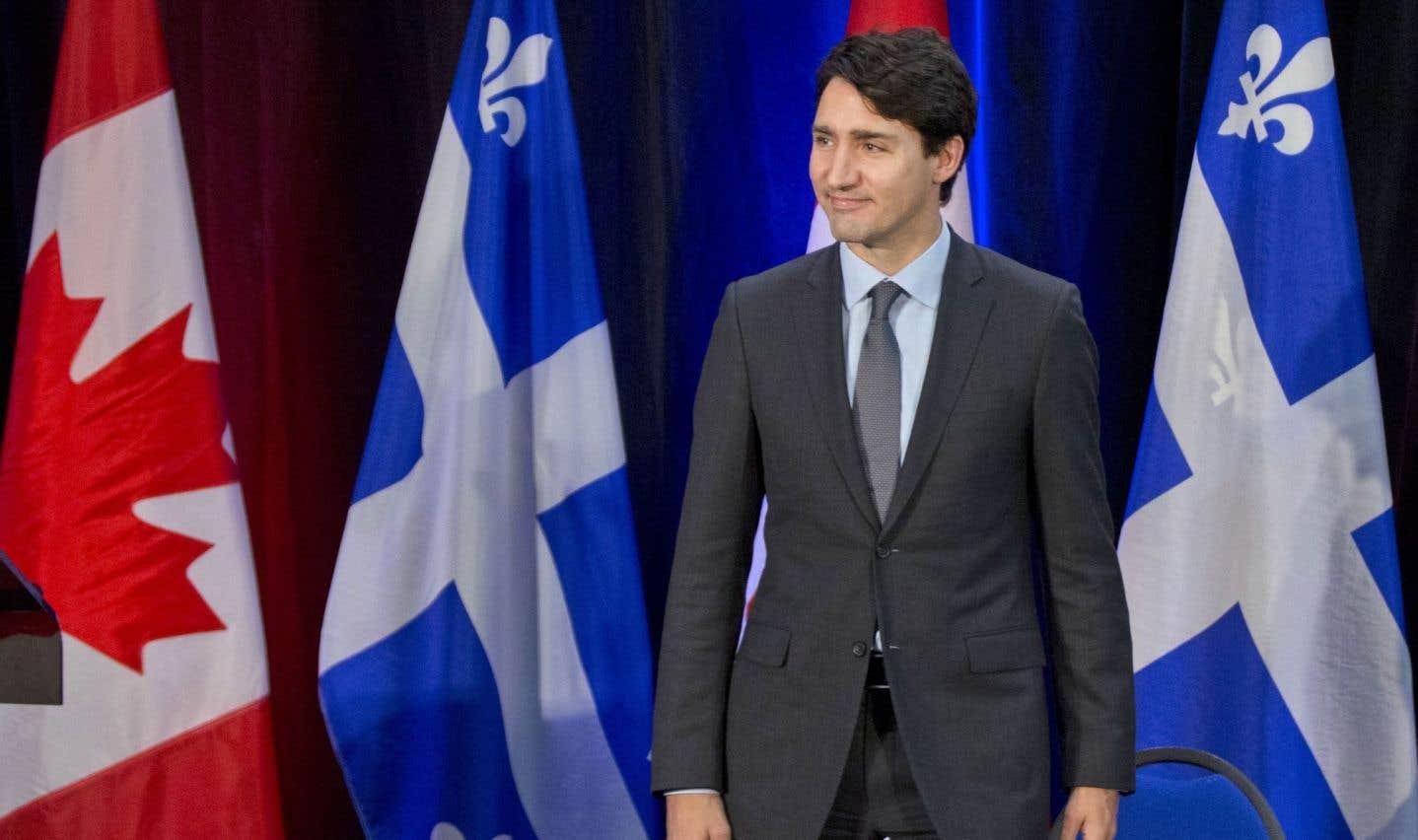 Une communauté d'esprit Macron-Trudeau