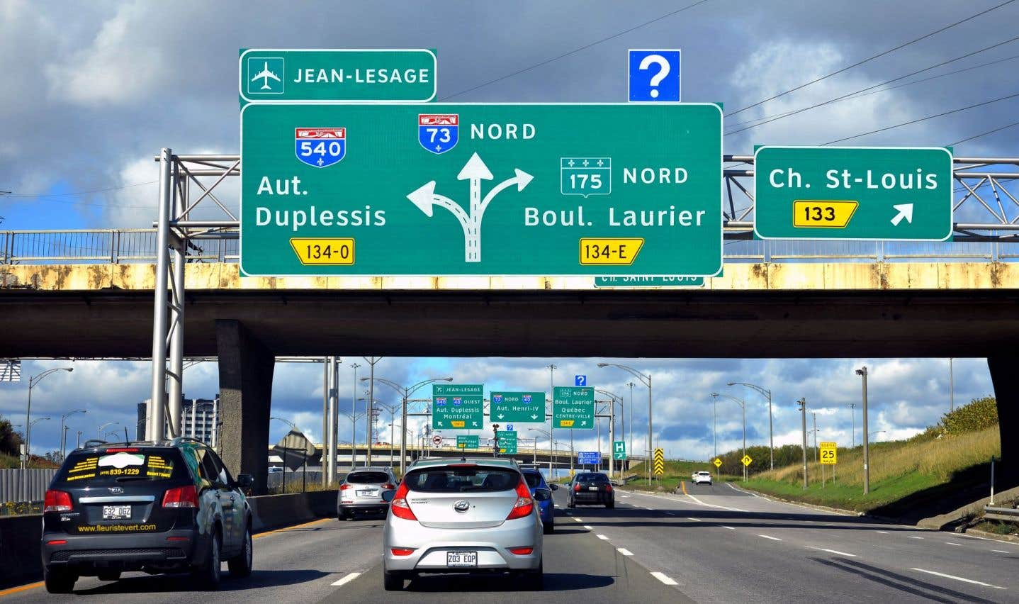 À Québec, l'auto passe avant l'autobus