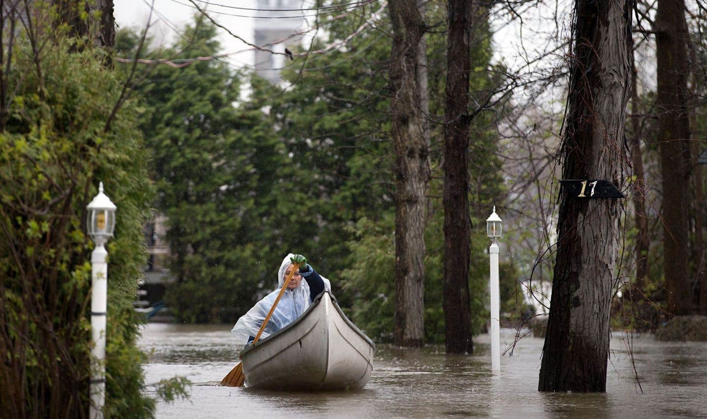 L'armée appelée en renfort pour faire face aux inondations