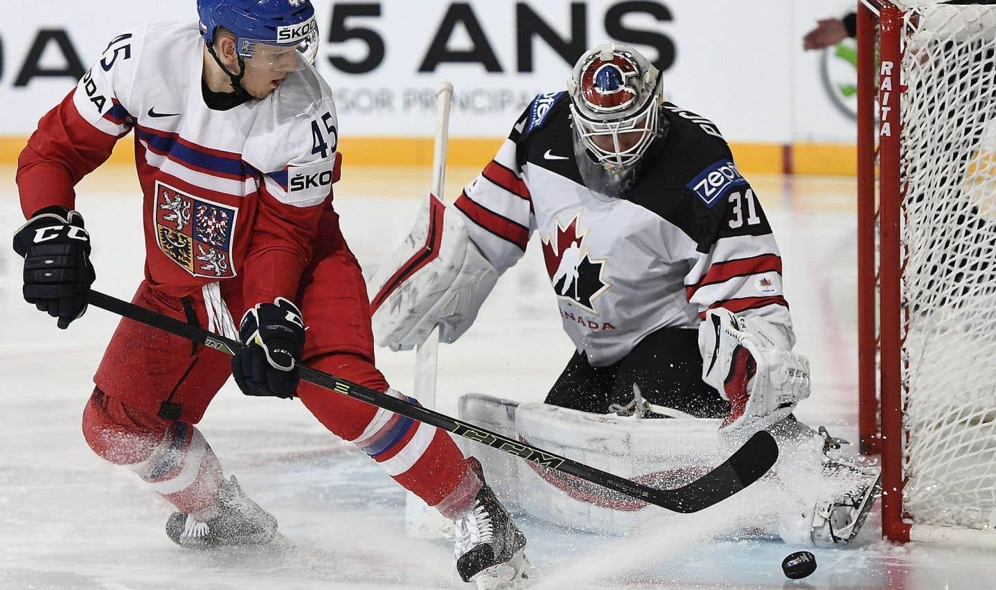 Le Canada reste invaincu au mondial de Hockey
