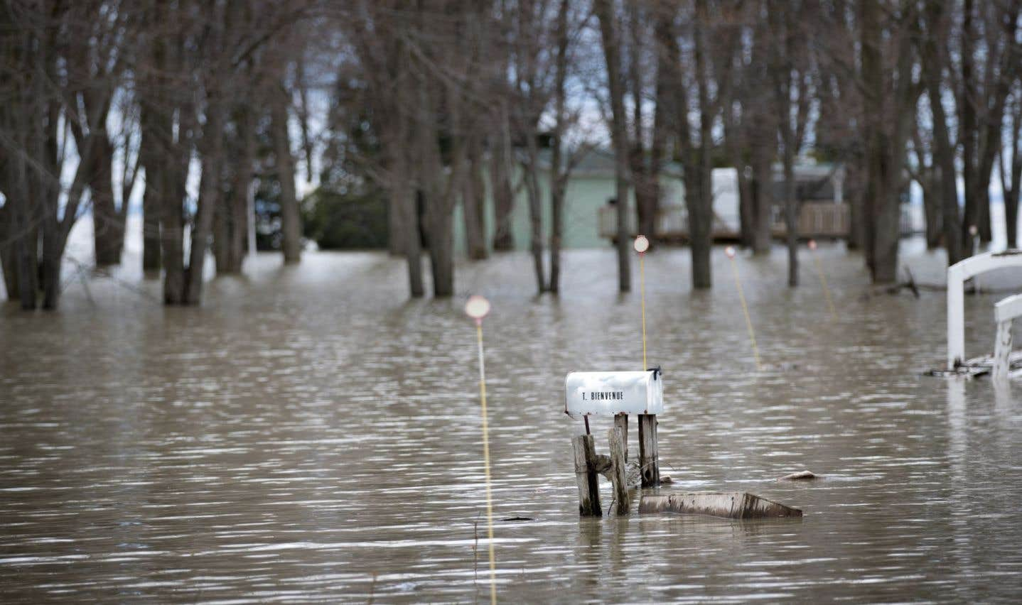 La destruction des milieux humides contribue aux inondations