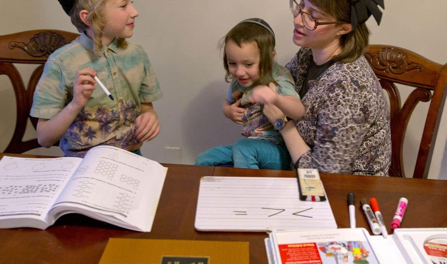 L'école à la maison semble une réussite pour 700 enfants de la communauté juive