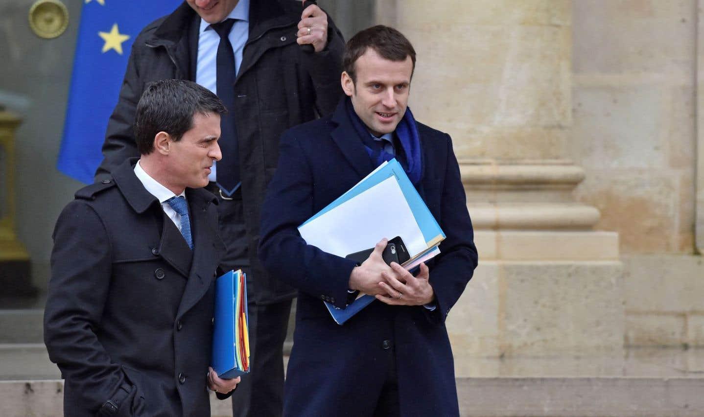 Macron présente sa «majorité de changement»