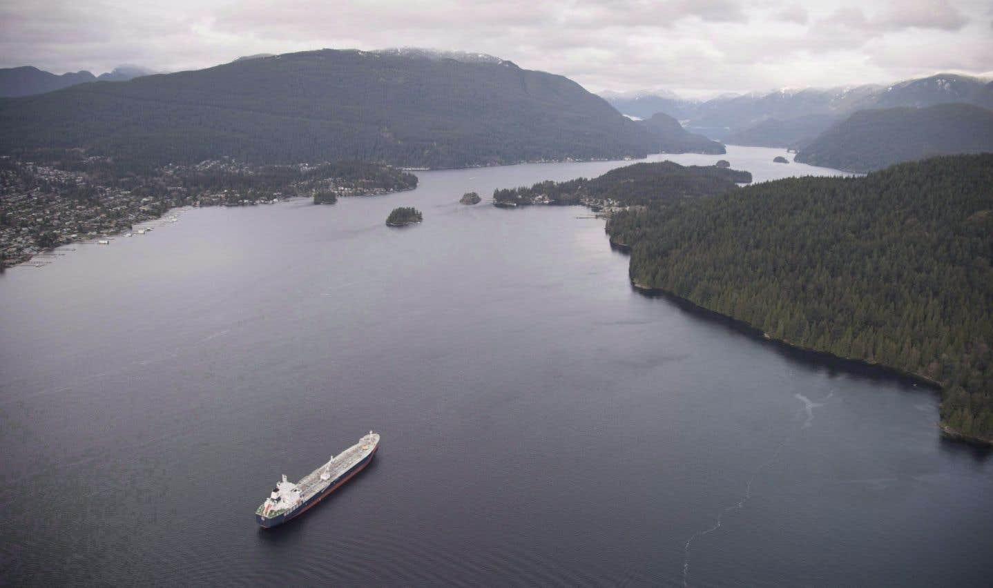 Ottawa interdira le transport de pétrole dans le nord de la Colombie-Britannique