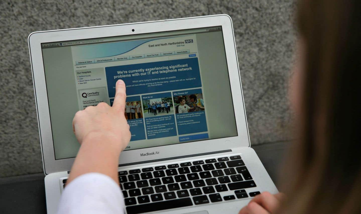 La cyberattaque mondiale a fait  plus de 200000 victimes dans 150 pays