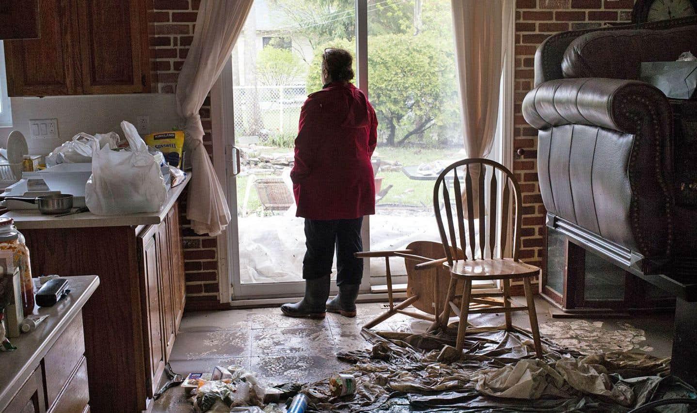 Après la bataille contre les inondations vient celle pour les indemnités