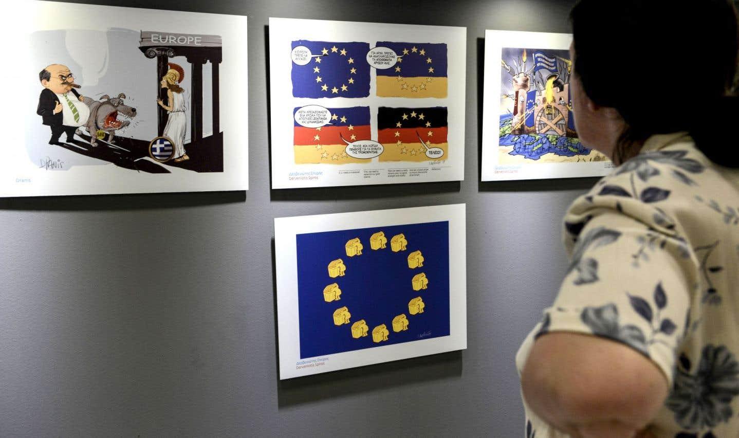La Grèce toujours en récession