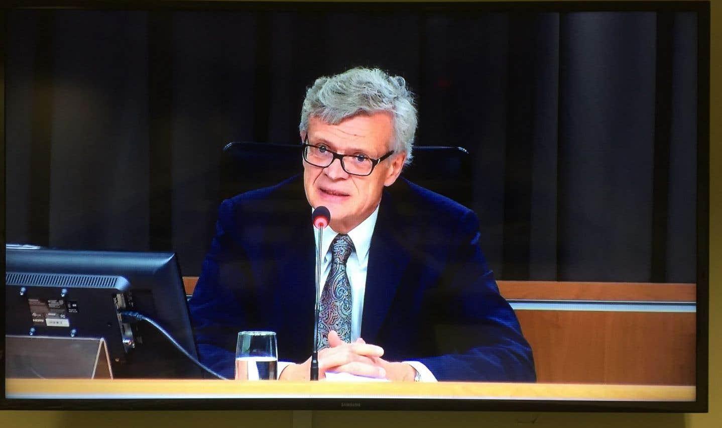 Commission Chamberland: le nombre de fuites «alarmait» le SPVM