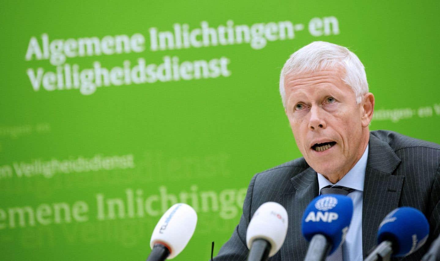 Le monde doit se préparer aux «sabotages numériques», estime l'espion en chef des Pays-Bas