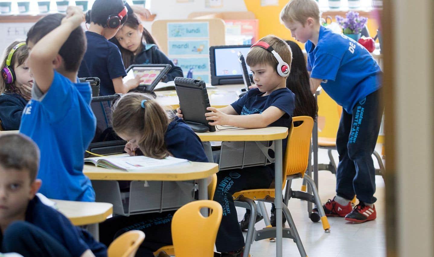 L'école privée subventionnée contribue, en ce moment, à faire avancer l'éducation au Québec. Toutefois, il y a un volet important de l'équation qu'il faut aussi examiner: sa clientèle, en provenance de milieux socio-économiques favorisés.