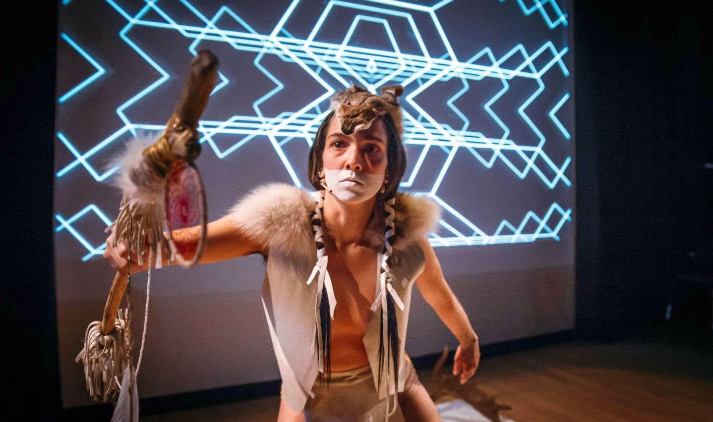 Art autochtone: 375 ans de résistance