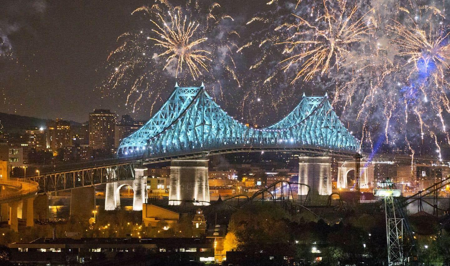 Coup d'envoi aux célébrations du 375e de Montréal