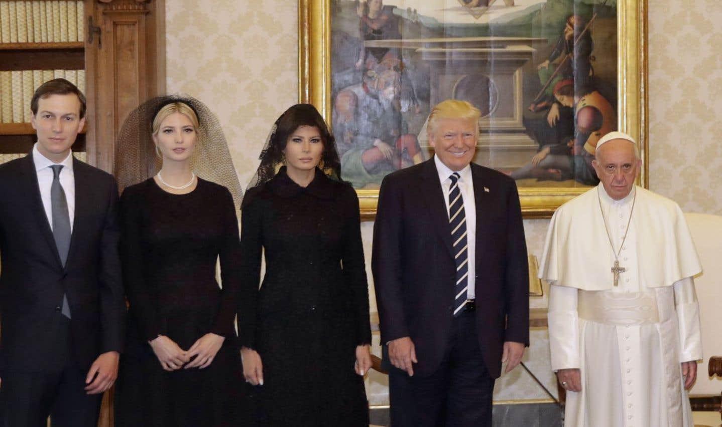 Trump ravi d'avoir rencontré le pape: «C'est vraiment quelqu'un!»