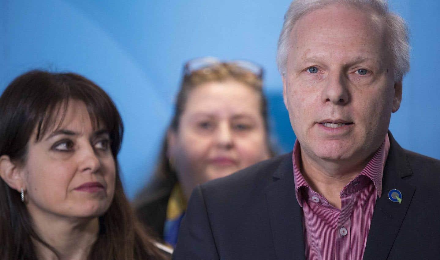 Québec solidaire dans la tourmente
