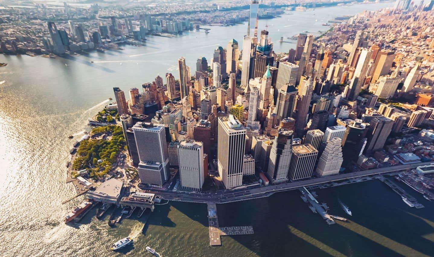 La branche immobilière achète encore à Manhattan