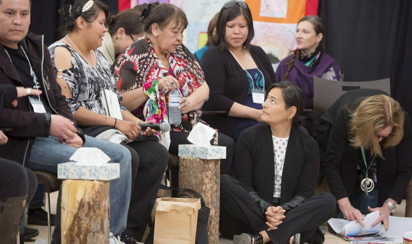 La commission d'enquête sur les femmes autochtones fera cinq arrêts au Québec