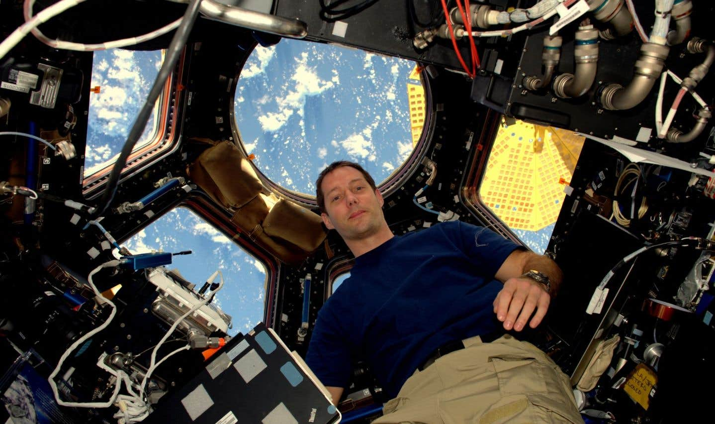 Les astronautes Thomas Pesquet et Oleg Novitski redescendent sur Terre