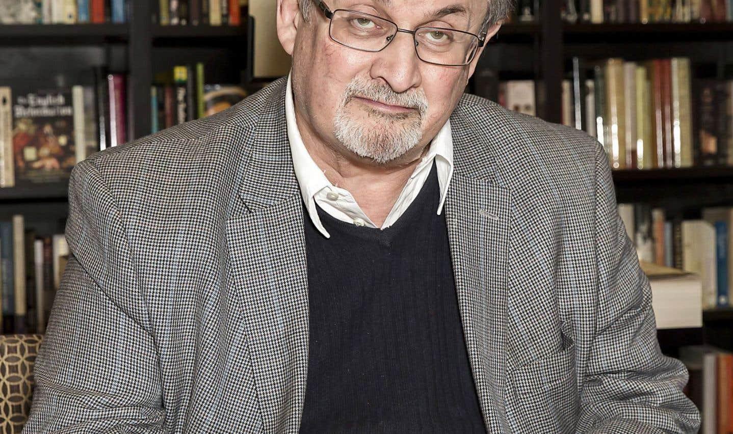 L'aveuglement de l'Occident face au djihadisme inquiète Salman Rushdie