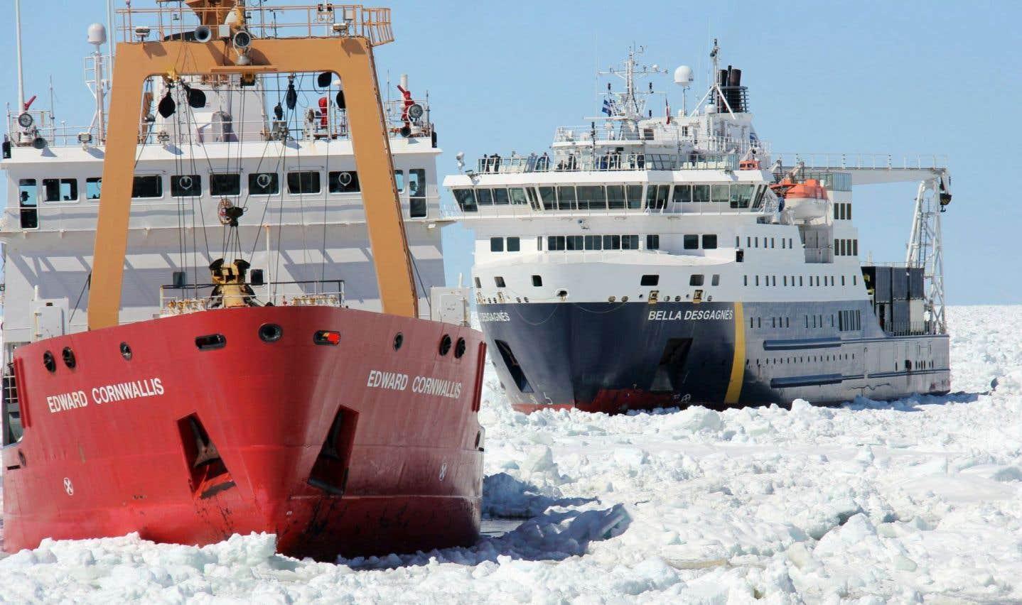 Des recherches sur le climat interrompues… en raison du climat