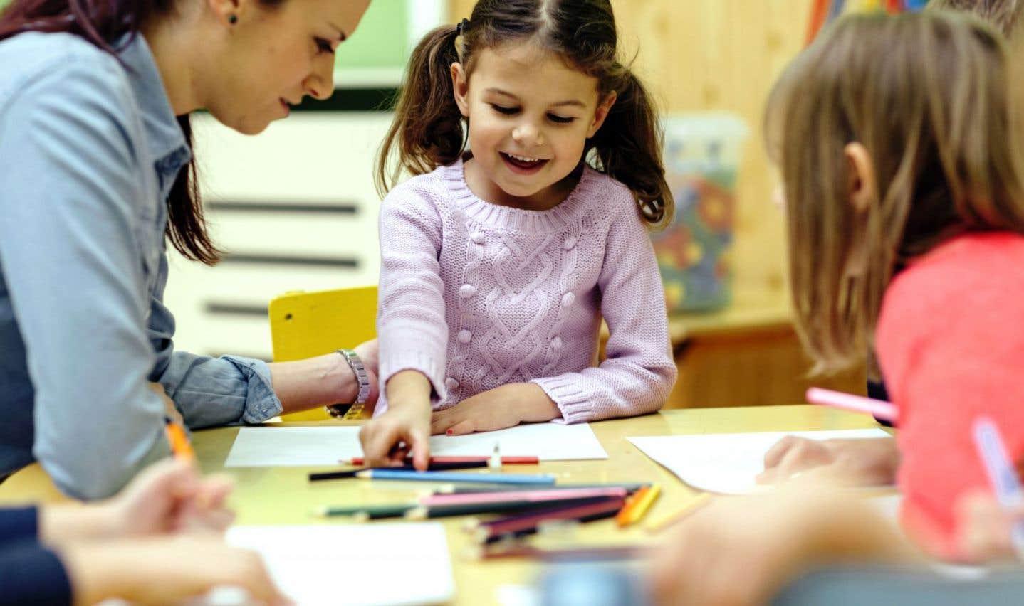 Le quart des enfants des maternelles du Québec sont en difficulté ... f7dec6f9457