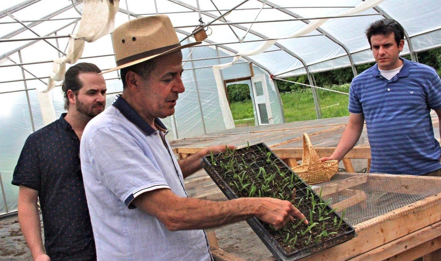 La clé des champs: des tours guidés en milieu agricole proposent de découvrir le territoire et notre alimentation