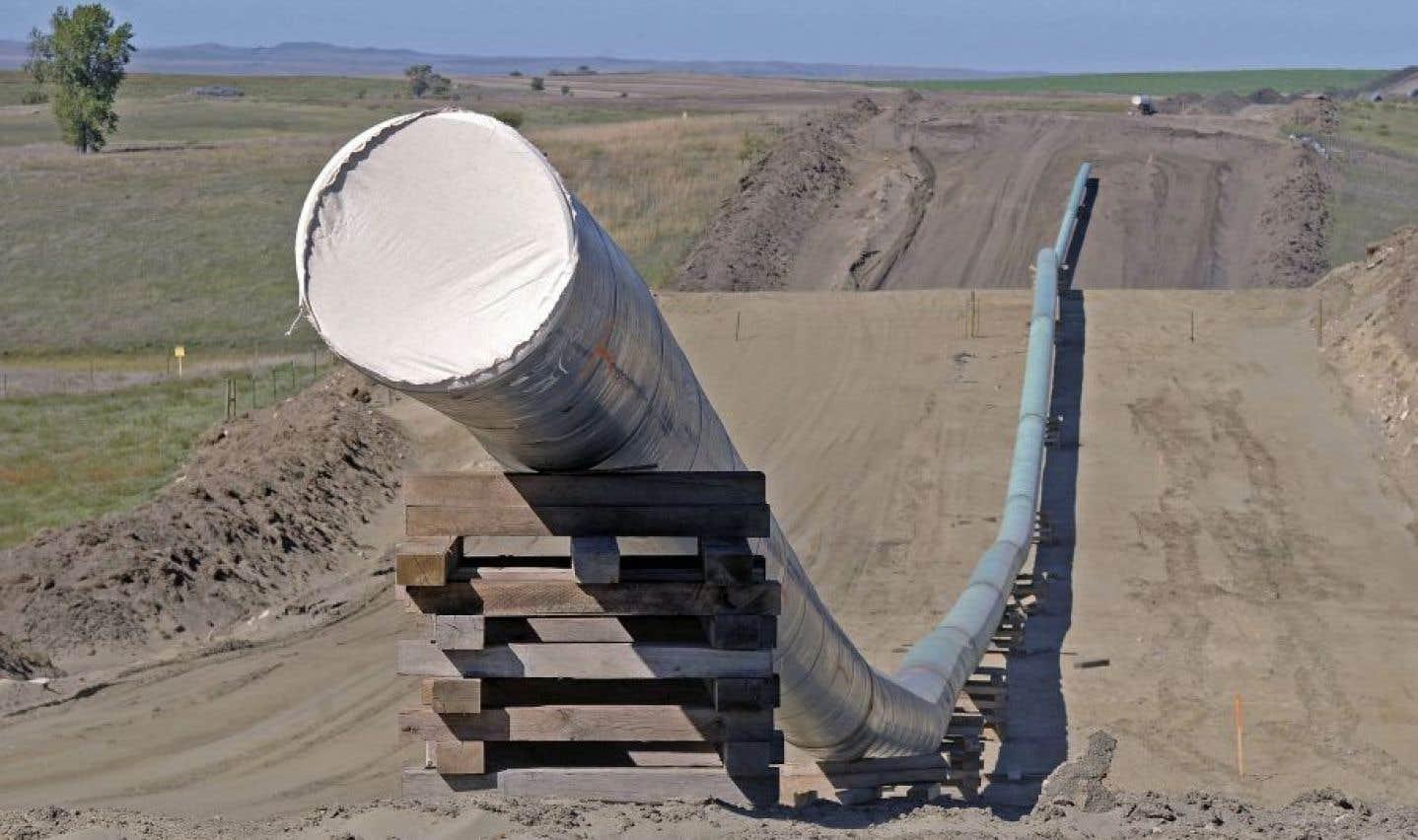Un juge ordonne une étude sur l'oléoduc Dakota Access