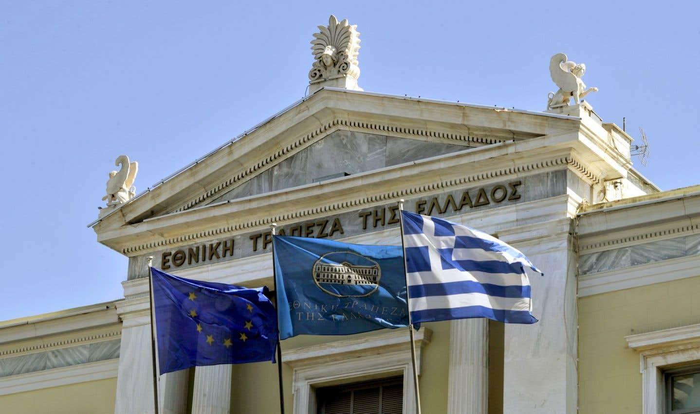 Accord entre Athènes et ses créanciers  sur un versement d'argent frais