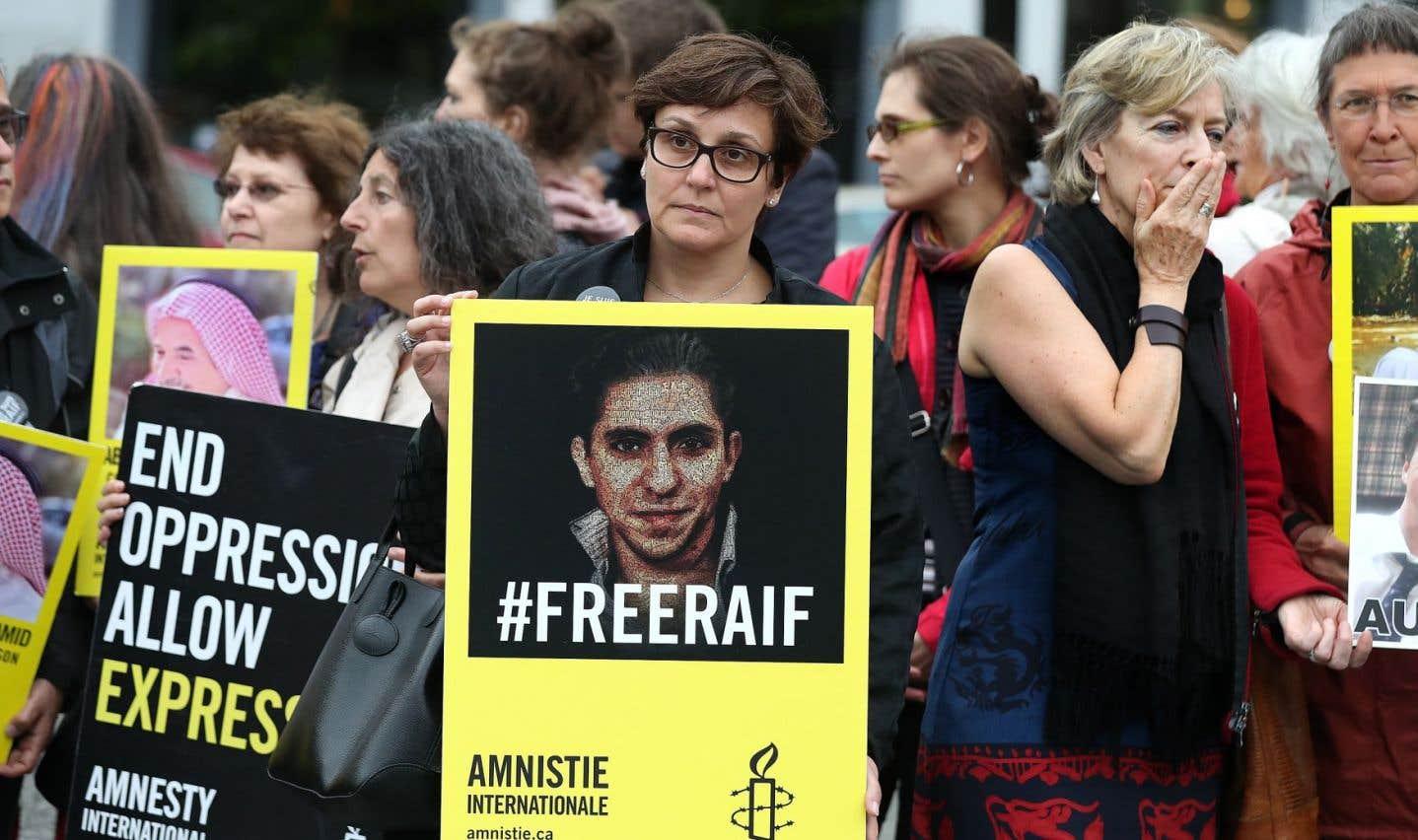 L'entourage de Raif Badawi presse Ottawa d'élever le ton