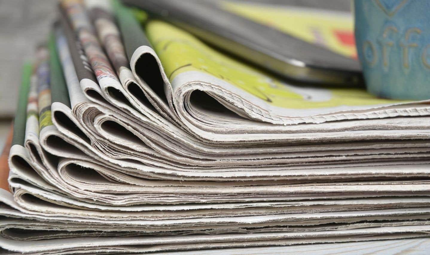 Des médias réclament un fonds de 350M$
