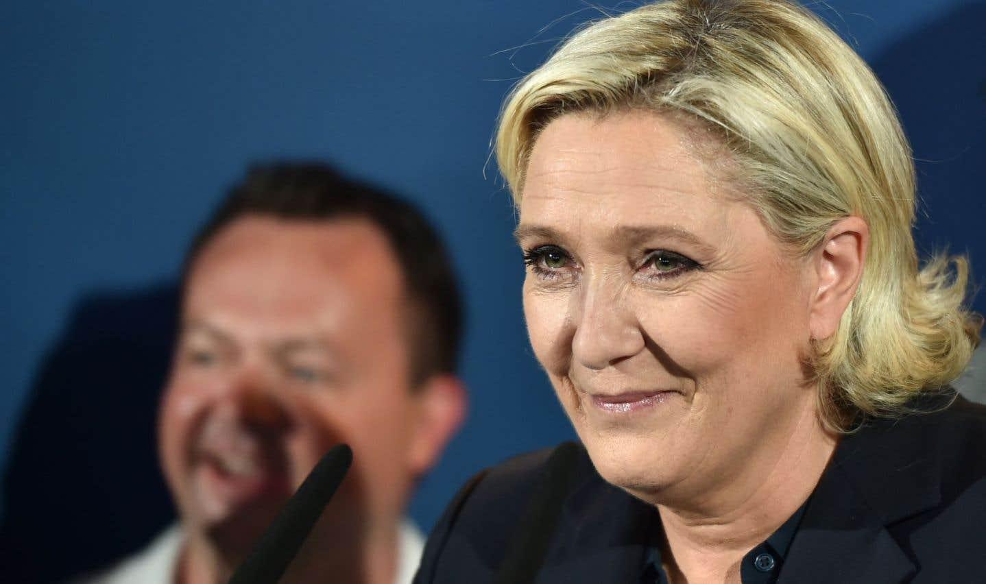 Législatives en France: Marine Le Pen entre à l'Assemblée