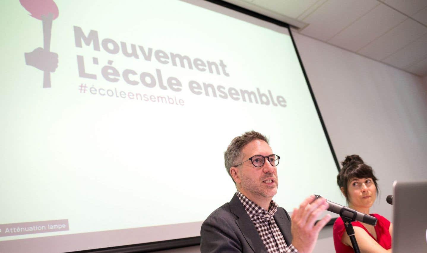 Des parents veulent mettre fin à la «ségrégation scolaire»
