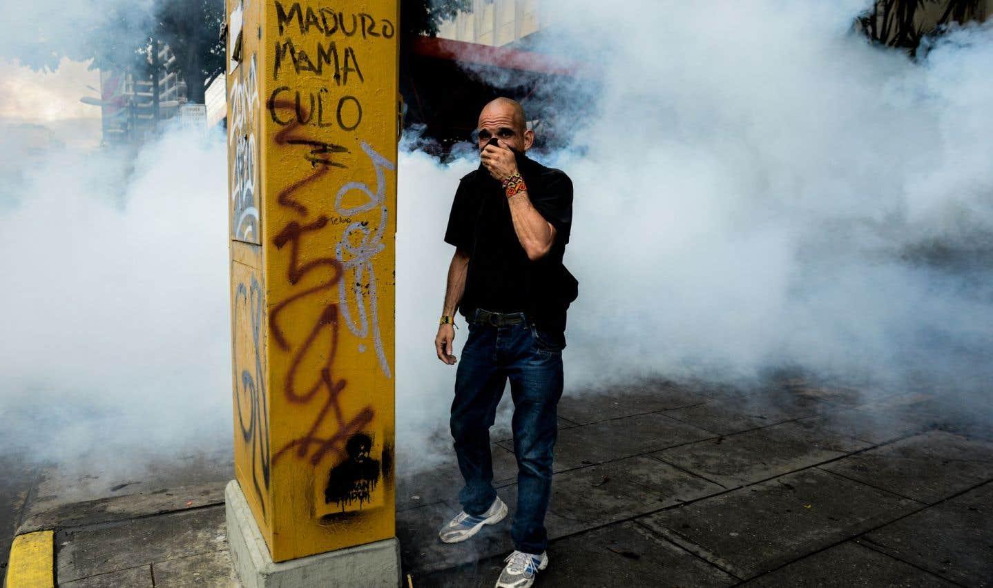 Au Venezuela, 80 jours de révolte populaire contre Maduro