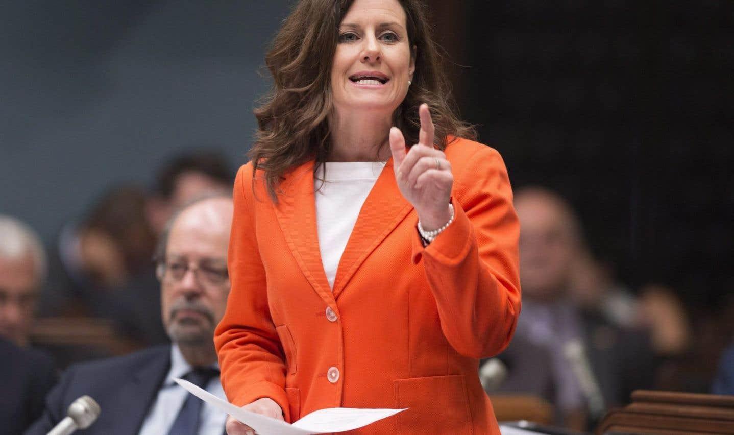 Arrêt Jordan: Québec presse Ottawa de nommer des juges
