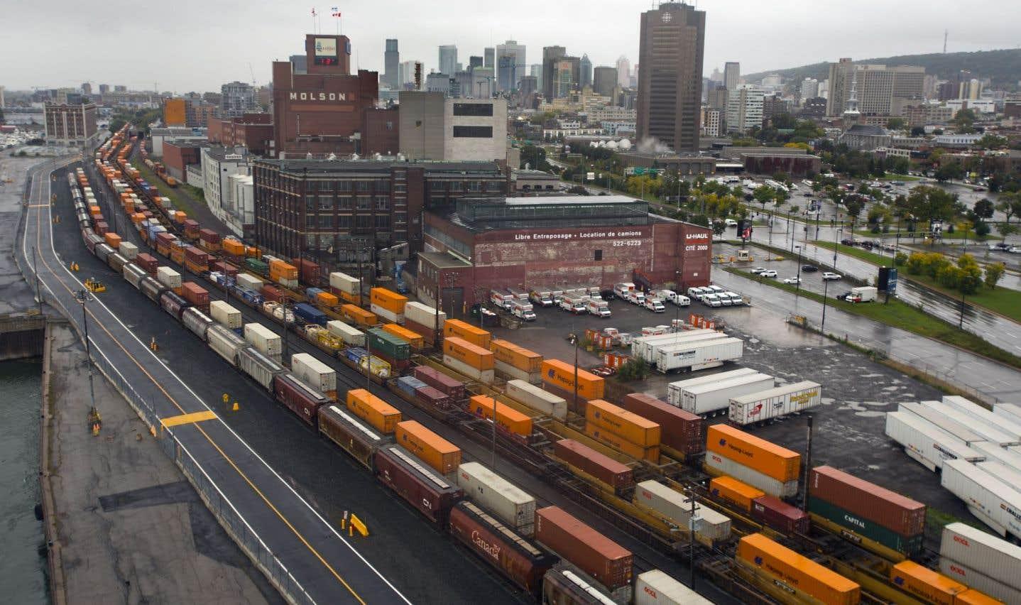 Les exportations vers les États-Unis ont reculé de 4,4% en avrilet représentent 73,3% des exportations québécoises.