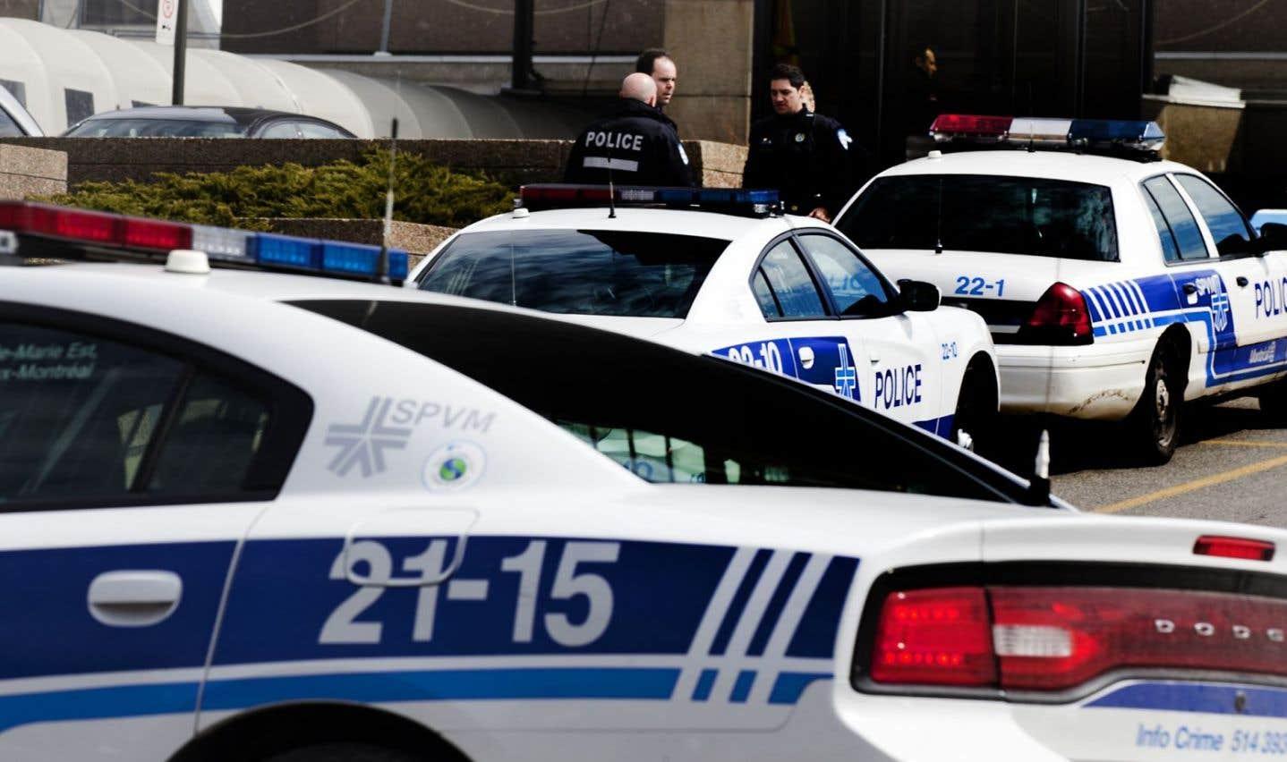 Un homme tué lors d'une intervention policière à Montréal
