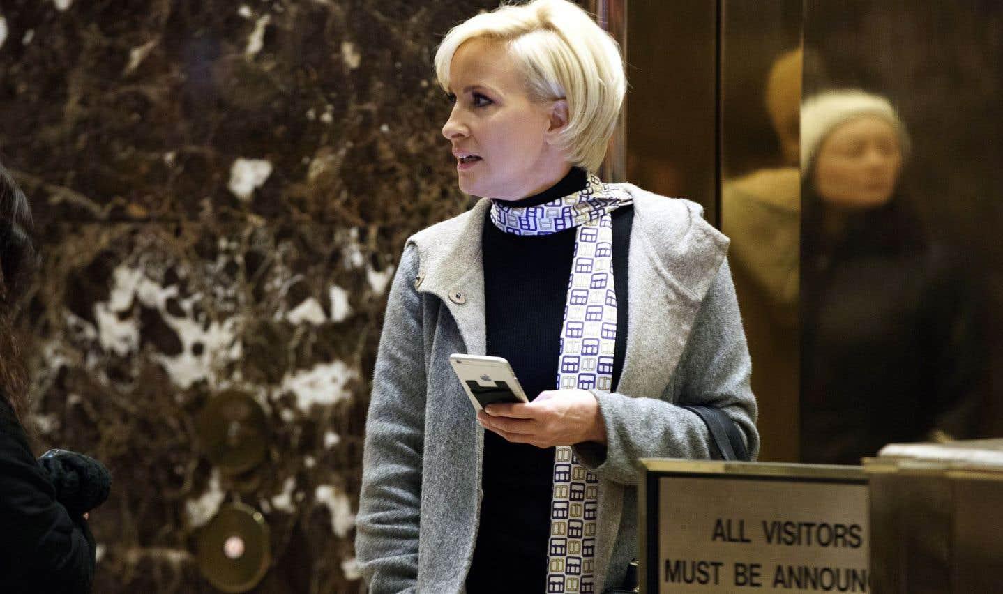 Trump fait scandale en injuriant une journaliste