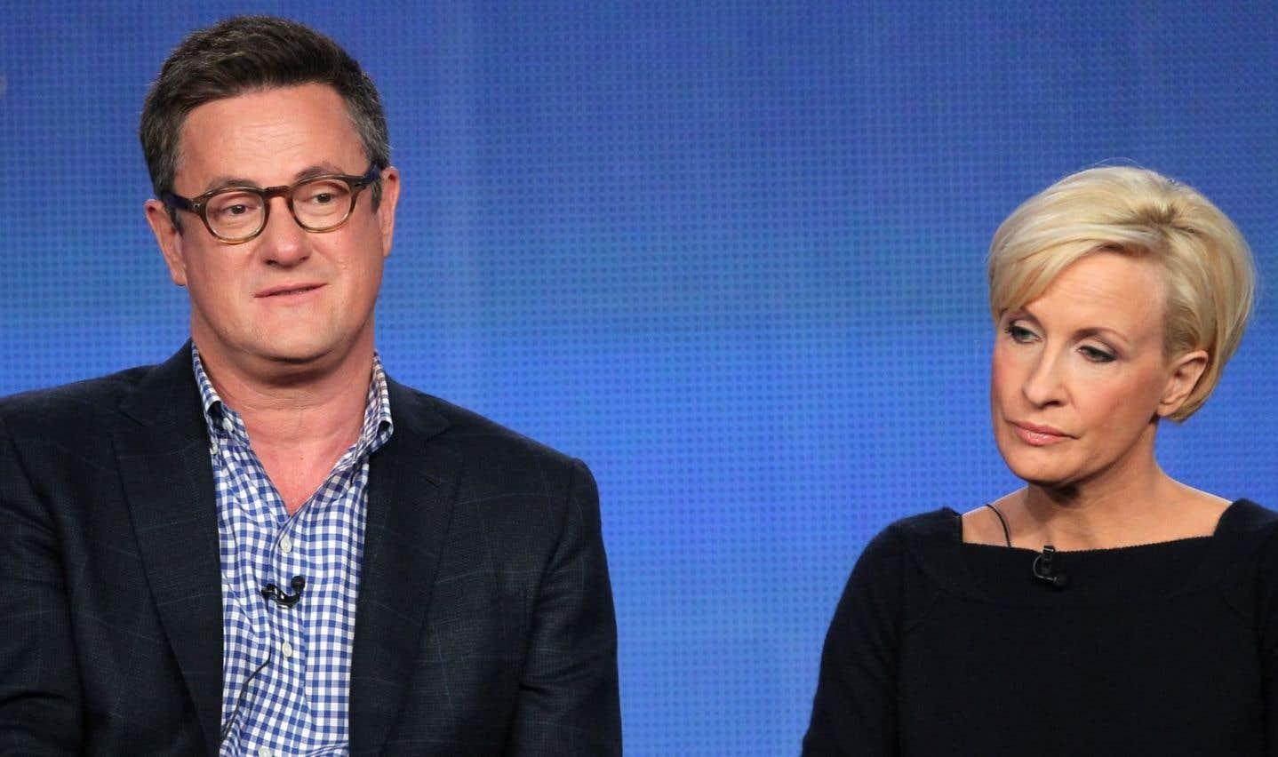 Deux journalistes dénoncent Trump, un président «inapte»