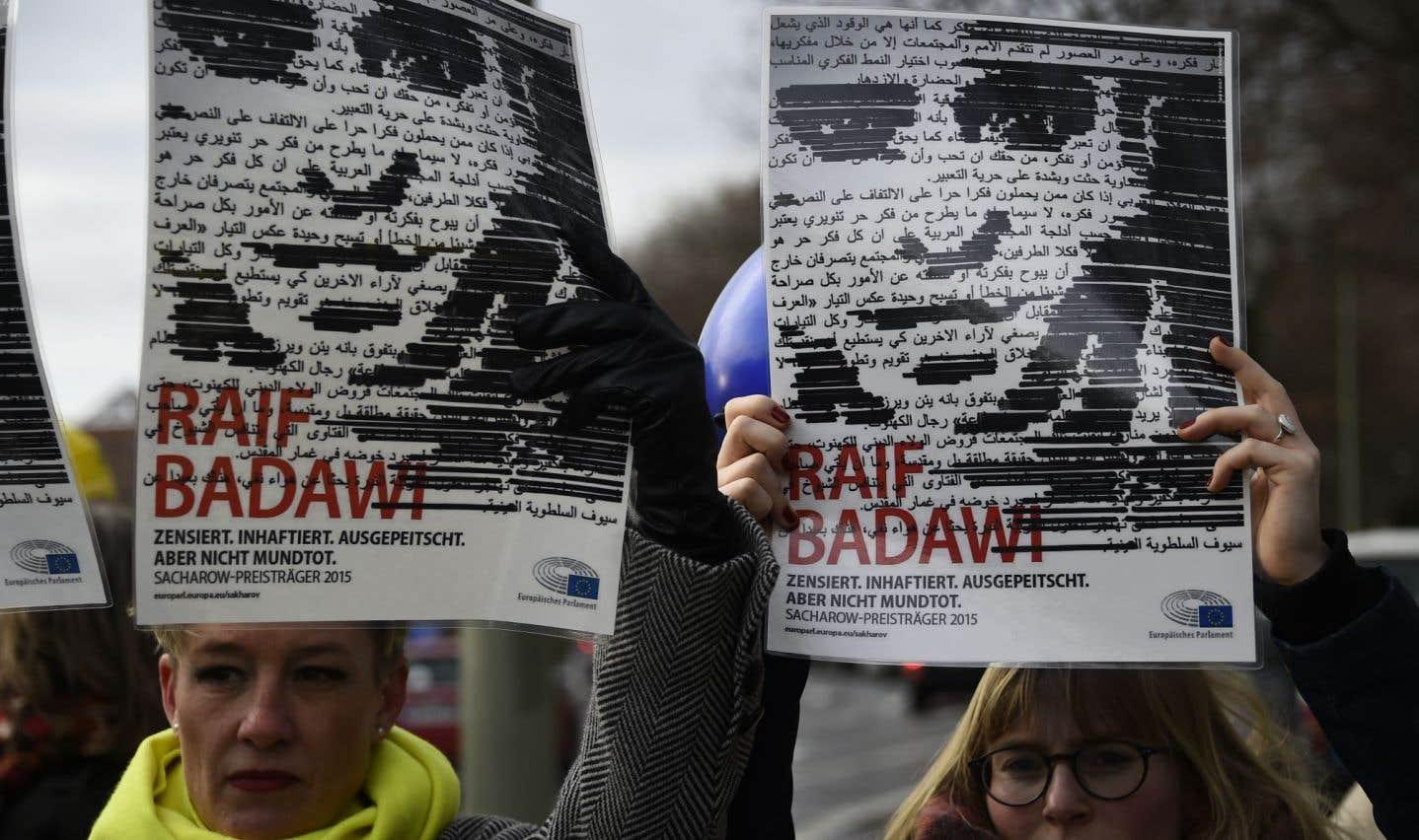 L'Arabie saoudite ne veut plus que le Canada se mêle du dossier Badawi