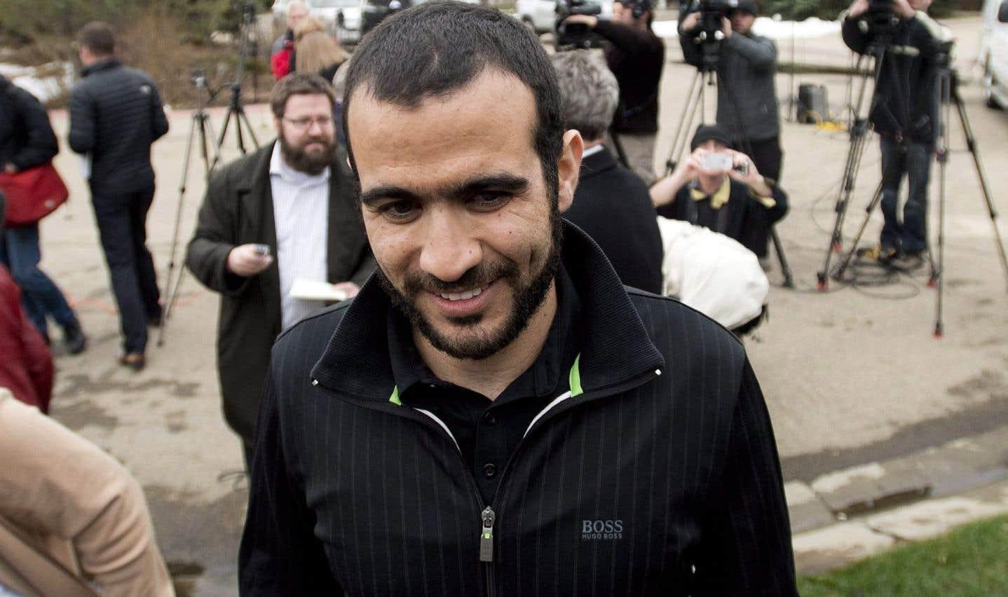 L'indemnité à Omar Khadr choque l'opposition