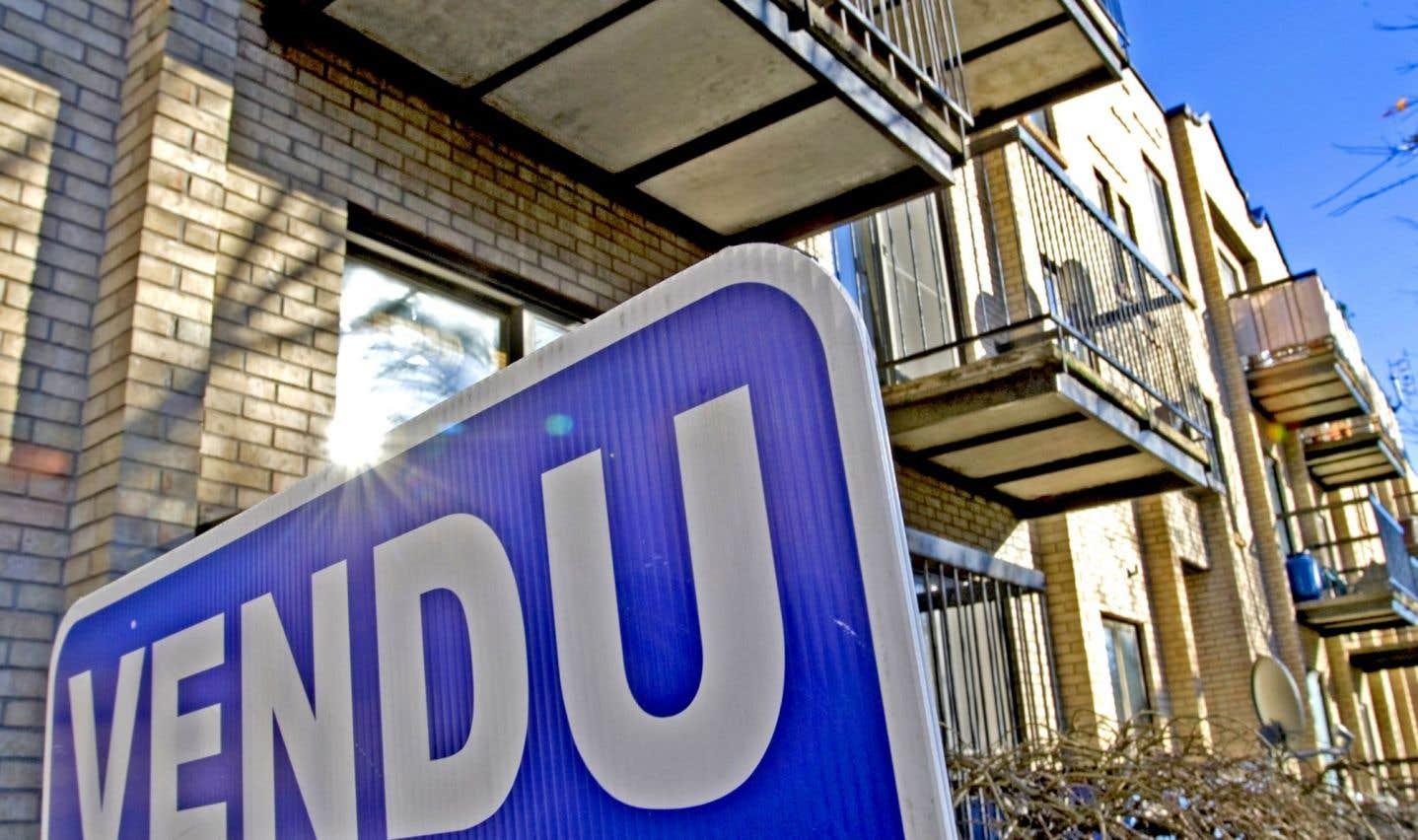Les ventes résidentielles ont augmenté de 10% à Montréal
