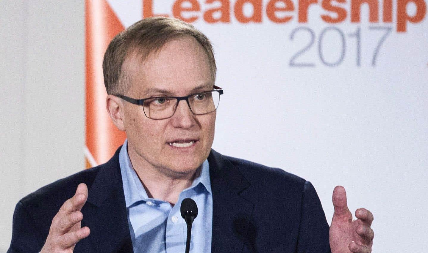 Un chef du NPD élu sans le Québec?