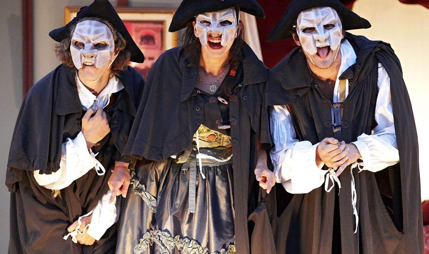 Théâtre: Lagardère dans la roulotte de Paul Buissonneau